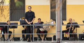 003 ottoni filarmonica casa accoglienza 'Enzo Jannacci' Bereket Bellini