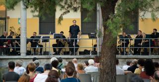 007 ottoni filarmonica casa accoglienza 'Enzo Jannacci' Bereket Bellini
