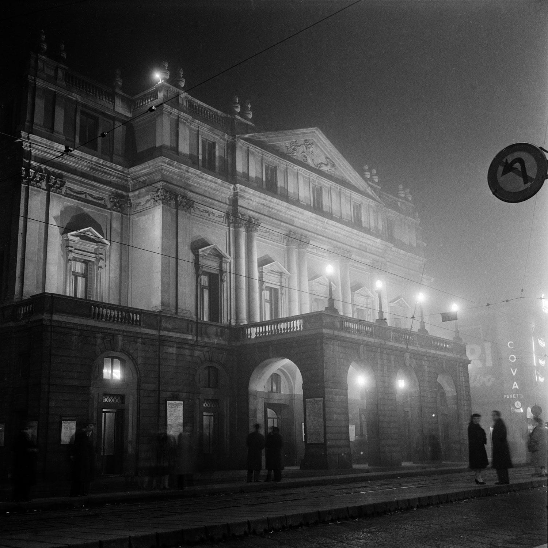 La Scala, inverno 1950