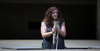078 K61A6971 Ricarda Merbeth nel ruolo di Elektra