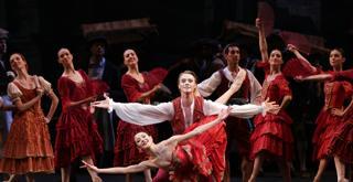 155 K65A5258 DON CHISCIOTTE Nicoletta Manni Timofej Andrijashenko ph Brescia e Amisano Teatro alla Scala