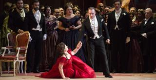 La traviata  Marina Rebeka Francesco Meli 674249BADG   ph Brescia e Amisano © Teatro alla Scala