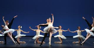 Symphony in C   Chor. by George Balanchine © School of American Ballet (2)2