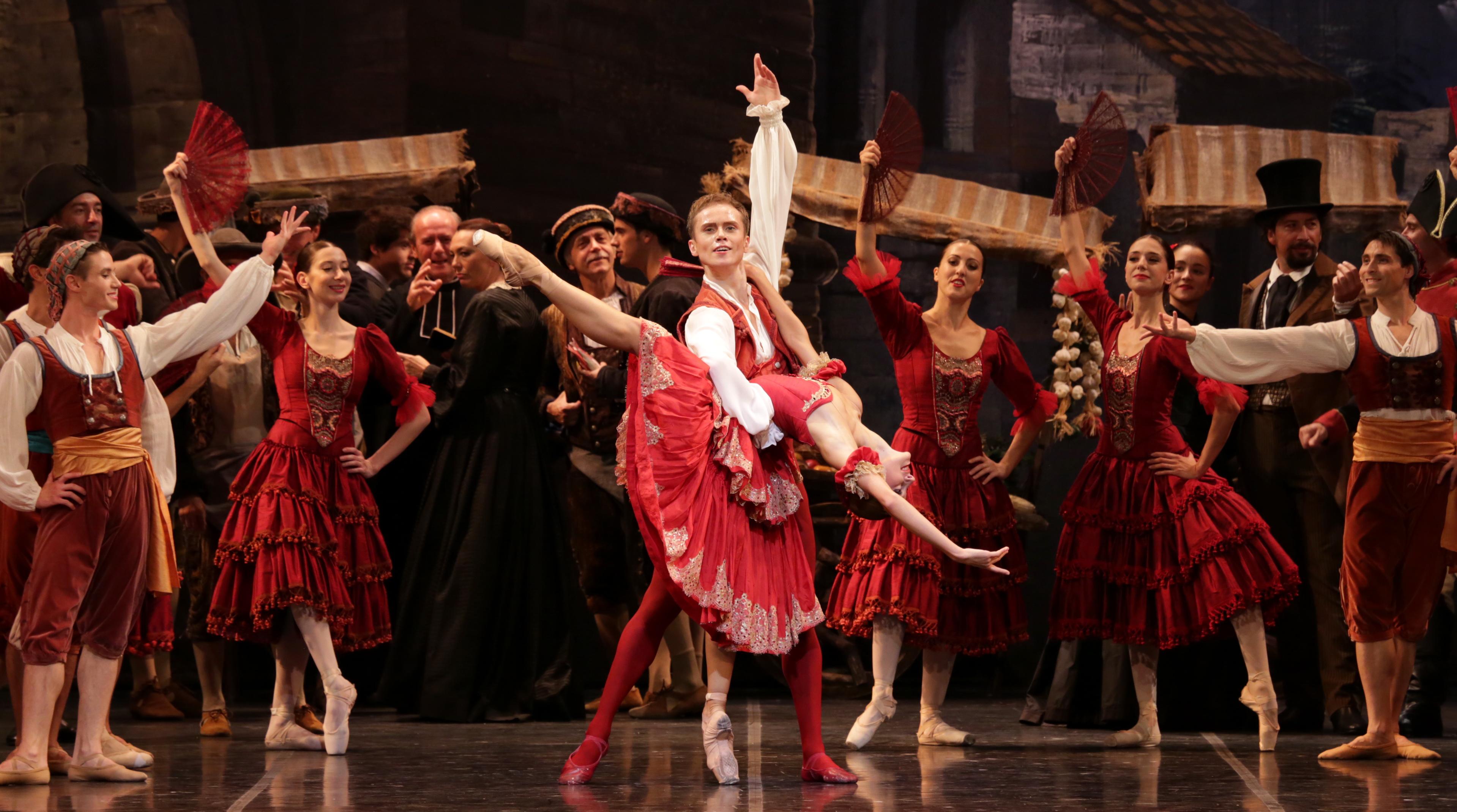 Don Chisciotte   Nicoletta Manni e Leonid Sarafanov   ph Brescia Amisano Teatro alla Scala 059 K65A9320 x NEWSLETTER