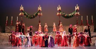 Romeo e Giulietta     ph  Brescia e Amisano Teatro alla Scala
