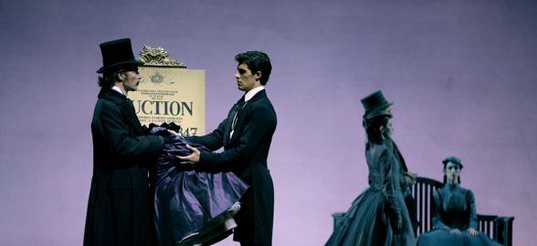 La Dame aux camélias   Roberto Bolle ph M.Brescia Teatr alla Scala JN RB IMG 4445