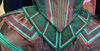 dettaglio di un costume di Maurizio Millenotti20151201 103946