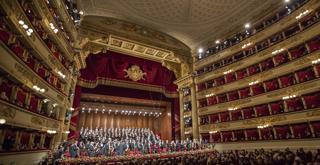 644784BADG Orchestra e coro Scala ph Brescia e Amisano