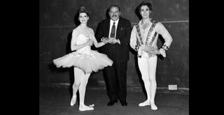 72 6435PIN 1972 Le nozze di Aurora con Carla Fraccie  Paolo Bortoluzzi ph Erio Piccagliani
