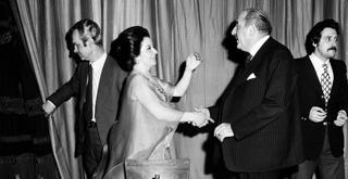 74 5634PIN con Teresa Berganza concerto 8 maggio 1974 ph Erio Piccagliani