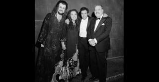 74 650PIN Salome 1974 con Siegmund Nimsgern Gwyneth Jones Zubin Metha ph Erio Piccagliani