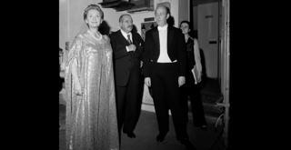 75 3442PIN con Elisabeth Schwarzkopf e David Willison ph Erio Piccagliani