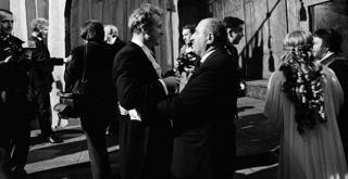 76 9640PIN Otello 7 dicembre 1976 con Carlos Kleiber ph Erio Piccagliani