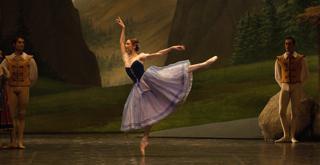 Giselle    Svetlana Zakharova ph Brescia Amisano Teatro alla Scala 570072BADG