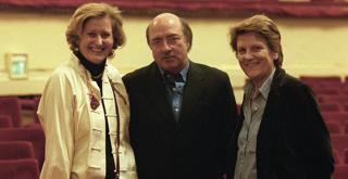 Pescucci, Ferretti Cavani La  Traviata nel 1989  443829TAN ph Andrea Tamoni