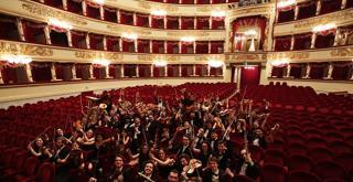 Accademia Teatro alla Scala Orchestra, photo by Rudy Amisano © Teatro alla Scala