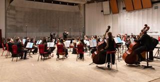 concerto orchestra in Abanella [Foto di Eugenia Cesari] 20210305 0117 K7A9694 gallery