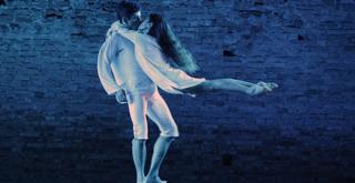 Alessandra Ferri e Federico Bonelli Le Parc   (c)Antonio Raffaele cut