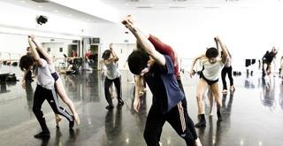 Shéhérazade    prove in sala   foto Brescia e Amisano   Teatro alla Scala K61A4004 x