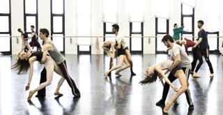 Shéhérazade    prove in sala   foto Brescia e Amisano   Teatro alla Scala K61A3982 x