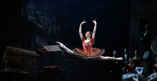 367 K61A9053 DON CHISCIOTTE Maria Celeste Losa ph Brescia e Amisano Teatro alla Scala