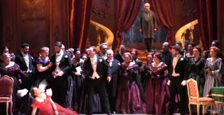 Cattura la traviata