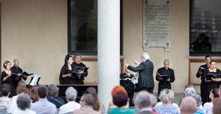 Coro del Teatro alla Scala Istituto Sant'Ambrogio Chiara Villa A8A9697