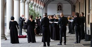 Coro del Teatro alla Scala Istituto Sant'Ambrogio Chiara Villa A8A9810