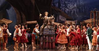 Don Chisciotte  ph Brescia e Amisano Teatro alla Scala (2)