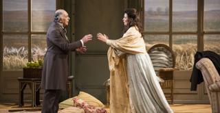 La traviata Leo Nuci Marina Rebeka 674219BADG   ph Brescia e Amisano © Teatro alla Scala