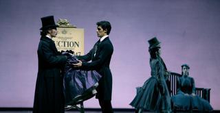 la Dame aux Camelias Roberto Bolle ph M.Brescia Teatr alla Scala JN RB IMG 4445