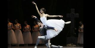 Valerio e Coviello - Giselle