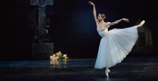 Zakharova - Giselle