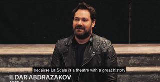 Intervista a Ildar e Saioa