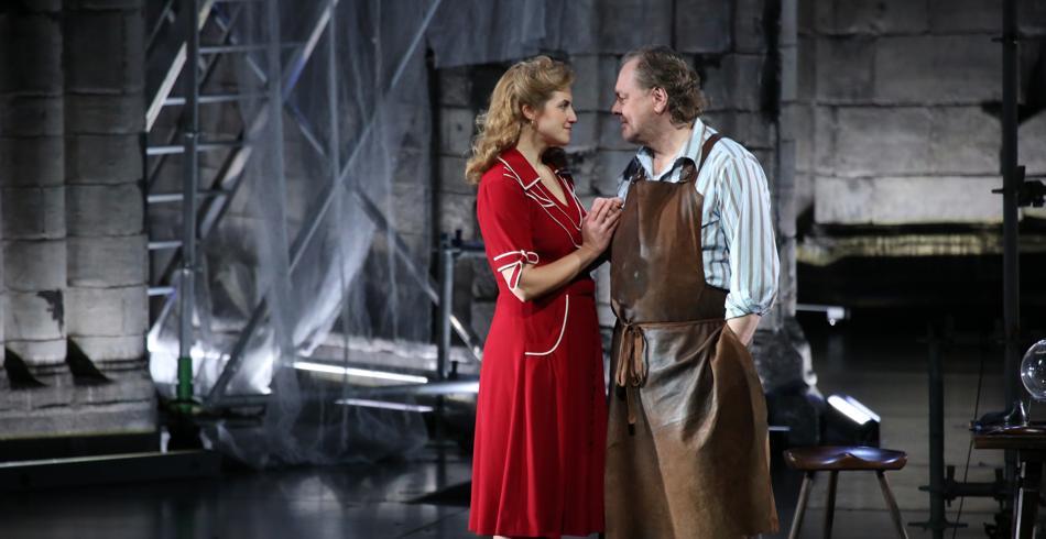 Bildergebnis für Mailand teatro scala die meistersinger von nürnberg