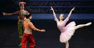 LA BELLA ADDORMENTATA Martina Arduino  Mick Zeni Gioacchino Starace ph Brescia e Amisano ©Teatro alla Scala