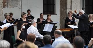 La Scala in città  Coro femminile (Certosa) Eugenia Cesari 20210712 0745 37C9785