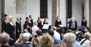 La Scala in città  Coro femminile (Certosa) Eugenia Cesari 20210712 0746 37C9794