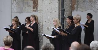 La Scala in città  Coro femminile (Certosa) Eugenia Cesari 20210712 0748 37C9813
