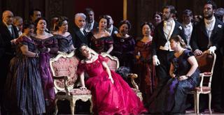 La traviata Marina Rebeka 674257BADG ph Brescia e Amisano © Teatro alla Scala