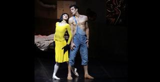 le Jeune homme et la Mort   Nicoletta Manni Roberto Bolle   ph Brescia e Amisano Teatro alla Scala (4)