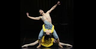 le Jeune homme et la Mort   Nicoletta Manni Roberto Bolle   ph Brescia e Amisano Teatro alla Scala (7)