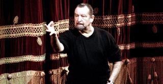 Maurice Béjart    ph Lelli e Masotti Teatro alla Scala 2
