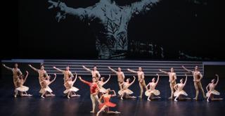 RAYMONDA  Virna Toppi Nicola Del Freo e il Corpo di Ballo ph Brescia e Amisano ©Teatro alla Scala
