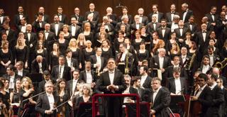 Riccardo Chailly Orchestra e Coro Scala 649797BADG ph Brescia e Amisano