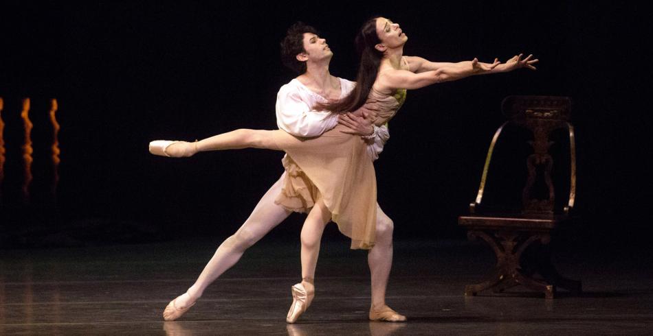 Herman Cornejo And Misty Copeland
