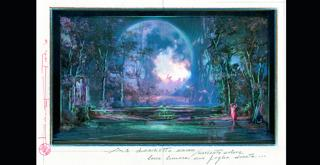 Sylvia   disegno di una scena di Luisa Spinatelli (2)