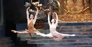 Sylvia   Martina Arduino Claudio Coviello   ph Brescia e Amisano ©Teatro alla Scala