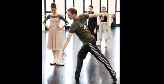 Sylvia le prove in sala ballo   ph Brescia e Amisano Teatro alla Scala  (11)