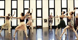 Sylvia le prove in sala ballo   ph Brescia e Amisano Teatro alla Scala  (15)